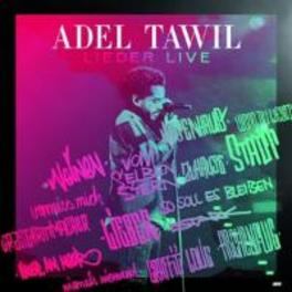LIEDER -LIVE- Adel Tawil, CD