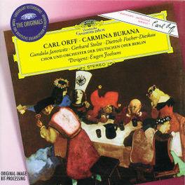 CARMINA BURANA -JANOWITZ/FI-DI/EUGEN JOCHUM Audio CD, C. ORFF, CD