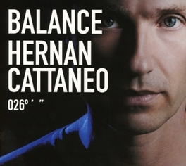 BALANCE 026 U MIXED BY HERNAN CATT V/A, CD