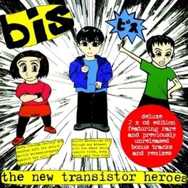 NEW TRANSISTOR.. -DELUXE- .. HEROES BIS, CD