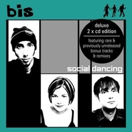 SOCIAL DANCING -DELUXE- BIS, CD