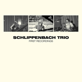 FIRST RECORDINGS SCHLIPPENBACH TRIO, Vinyl LP