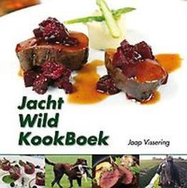 JachtWildKookboek Jaap Vissering, Hardcover