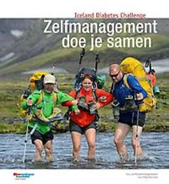 Zelfmanagement doe je samen iceland diabetes challenge, Eddy Veerman, Hardcover