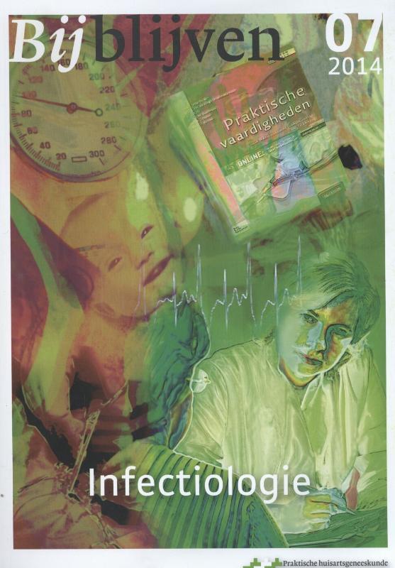 Infectiologie tijdschrift praktische huisartsgeneeskunde, VAN DEN BOSCH  WIL, Paperback
