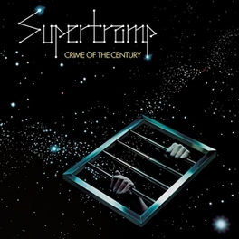 CRIME OF THE CENTURY 40TH ANNIVERSARY EDITION SUPERTRAMP, CD