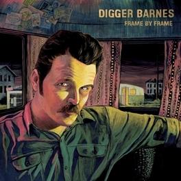 FRAME BY FRAME DIGGER BARNES, CD