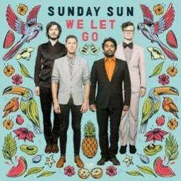 WE LET GO -LP+CD- SUNDAY SUN, LP