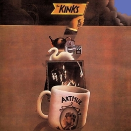 ARTHUR OR THE DECLINE.. .. AND FALL OF T KINKS, Vinyl LP