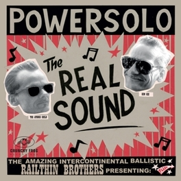 REAL SOUND POWER SOLO, LP