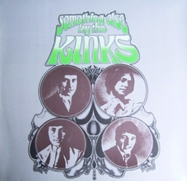 SOMETHING ELSE BY THE.. .. KINKS KINKS, Vinyl LP