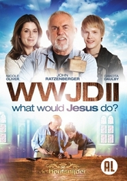 WHAT WOULD JESUS DO .. DE HOUTSNIJDER MOVIE, DVDNL