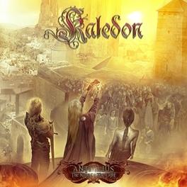 ANTILLIUS:THE.. -DIGI- .. KING OF LIGHT // SYMPHONIC METAL MASTERPIECE! KALEDON, CD