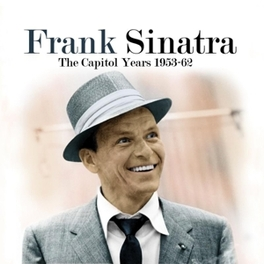 CAPITOL YEARS 1953 - 1962 CLAMSHELL BOXSET W/ 24PG. BOOKLET Sinatra, Frank, CD