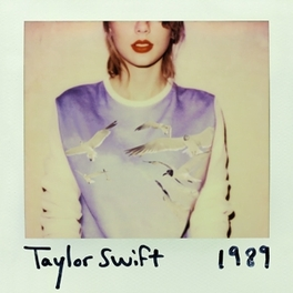 1989 -LTD- TAYLOR SWIFT, Vinyl LP