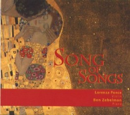 SONG OF SONGS LORENZA PONCE, CD