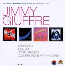 COMPLETE BLACK SAINT/SOUL JIMMY GIUFFRE, CD