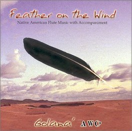 FEATHER IN THE WIND GOLANA, CD