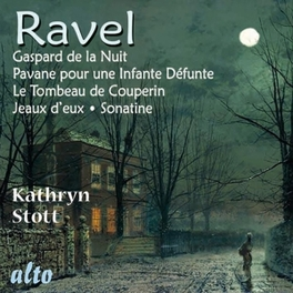 PIANO MUSIC/GASPARD DE LA KATHRYN STOTT M. RAVEL, CD