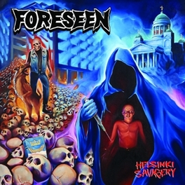 HELSINKI SAVAGERY FORESEEN, Vinyl LP