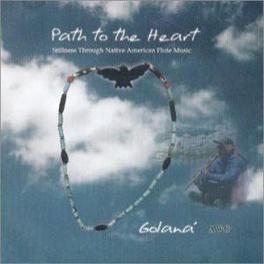 PATH TO THE HEART GOLANA, CD
