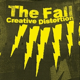 CREATIVE.. -CD+DVD- .. DISTORTION FALL, CD