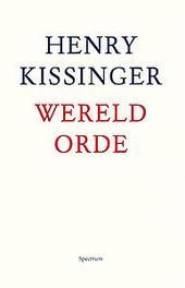 Wereldorde Kissinger, Henry, Paperback