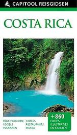 Costa Rica Capitool reisgidsen, Christopher P. Baker, Hardcover