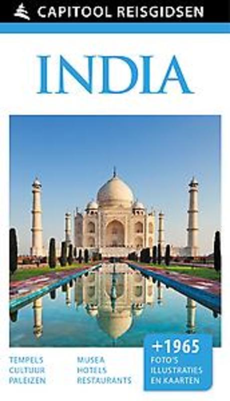 India Capitool reisgidsen, Datta, Partho, Hardcover