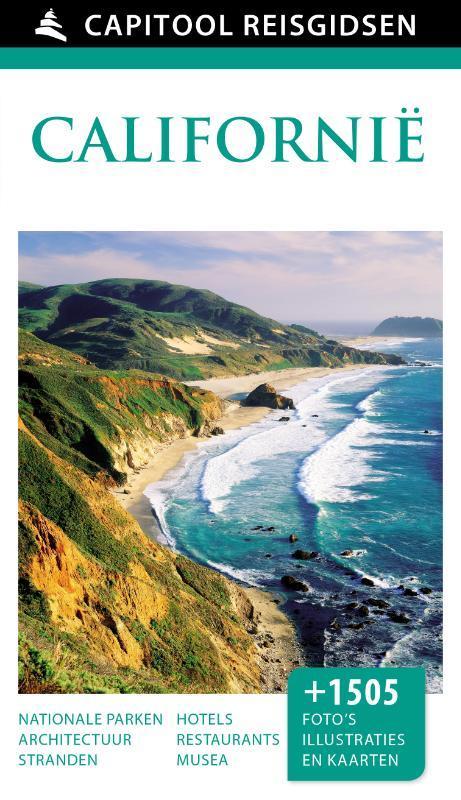 Californië Capitool reisgidsen, Malgorzata Omanilowka, Hardcover