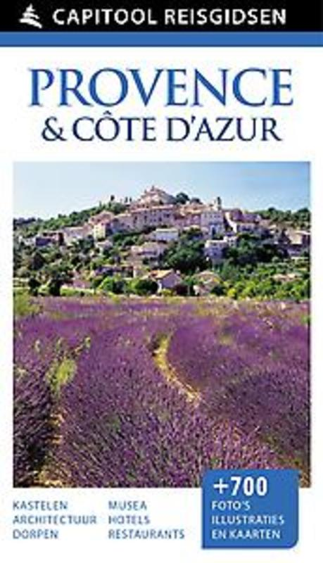 Provence & Côte d'Azur Capitool reisgidsen, Williams, Roger, Hardcover