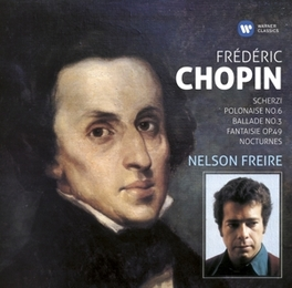 PIANO PIECES NELSON FREIRE F. CHOPIN, CD