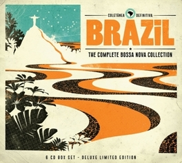 BRAZIL - THE COMPLETE.. .. BOSSA NOVA COLLECTION, 6CD SET V/A, CD