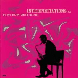 INTERPRETATIONS NO 3 -HQ- INCL. DOWNLOAD CODE GETZ, STAN -QUINTET-, Vinyl LP