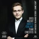 PIANO CONCERTO -SACD- WURTTEMBERGISCHE PHILHARMONIE REUTLINGEN