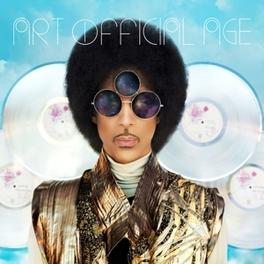 ART OFFICIAL.. -GATEFOLD- ..AGE / GATEFOLD SLEEVE PRINCE, LP
