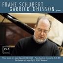PIANO SONATA IN A GARRICK OHLSSON