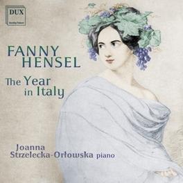 YEAR IN ITALY JOANNA STRZELECKA-ORLOWSKA MENDELSSOHN-BARTHOLDY, F., CD