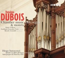 MOTETS VELLETAZ/ARNOULD T. DUBOIS, CD