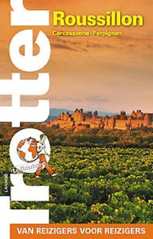 Trotter Roussillon Carcassonne - Perpignan, Paperback