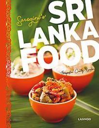 Sri Lanka Food Het heerlijkste uit de Zuid-Indische keuken, Sarogini Kamalanathan, Hardcover