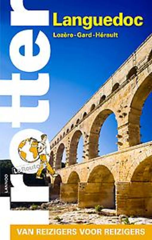 Trotter Languedoc van reizigers voor reizigers, Paperback
