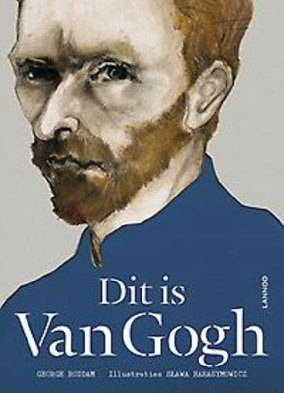 Dit is Van Gogh George Roddam, Hardcover