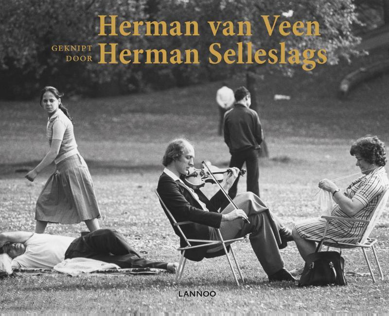 Herman van Veen Geknipt door Herman Selleslags, Van Veen, Herman, Hardcover