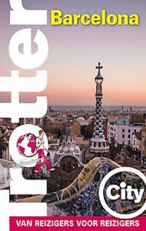 Trotter City Barcelona Van reizigers voor reizigers, Paperback