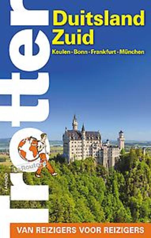 Trotter Duitsland Zuid van reizigers voor reizigers Duitsland Zuid, Paperback