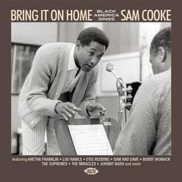BLACK AMERICA SINGS SAM.. .. COOKE COOKE, SAM.=TRIB=, CD