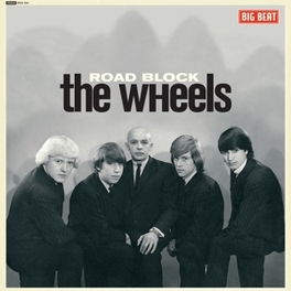 ROAD BLOCK WHEELS, Vinyl LP