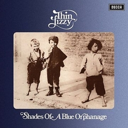 SHADES OF A BLUE.. -HQ- .. ORPHANAGE / 180GR. + DOWNLOAD THIN LIZZY, Vinyl LP