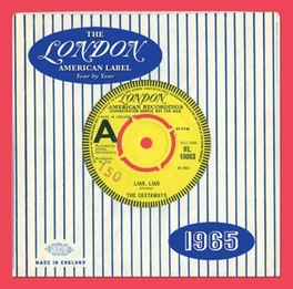 LONDON AMERICAN LABEL:65 .. YEAR BY YEAR 1965 V/A, CD